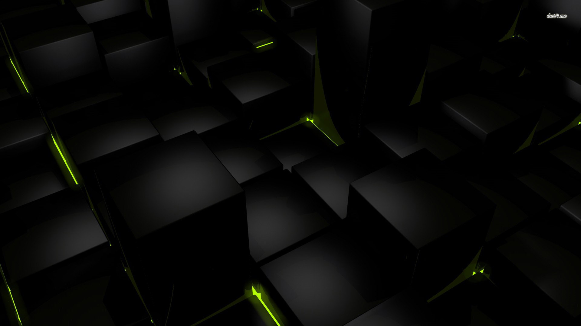 Collection of Black And Green Wallpaper on HDWallpapers
