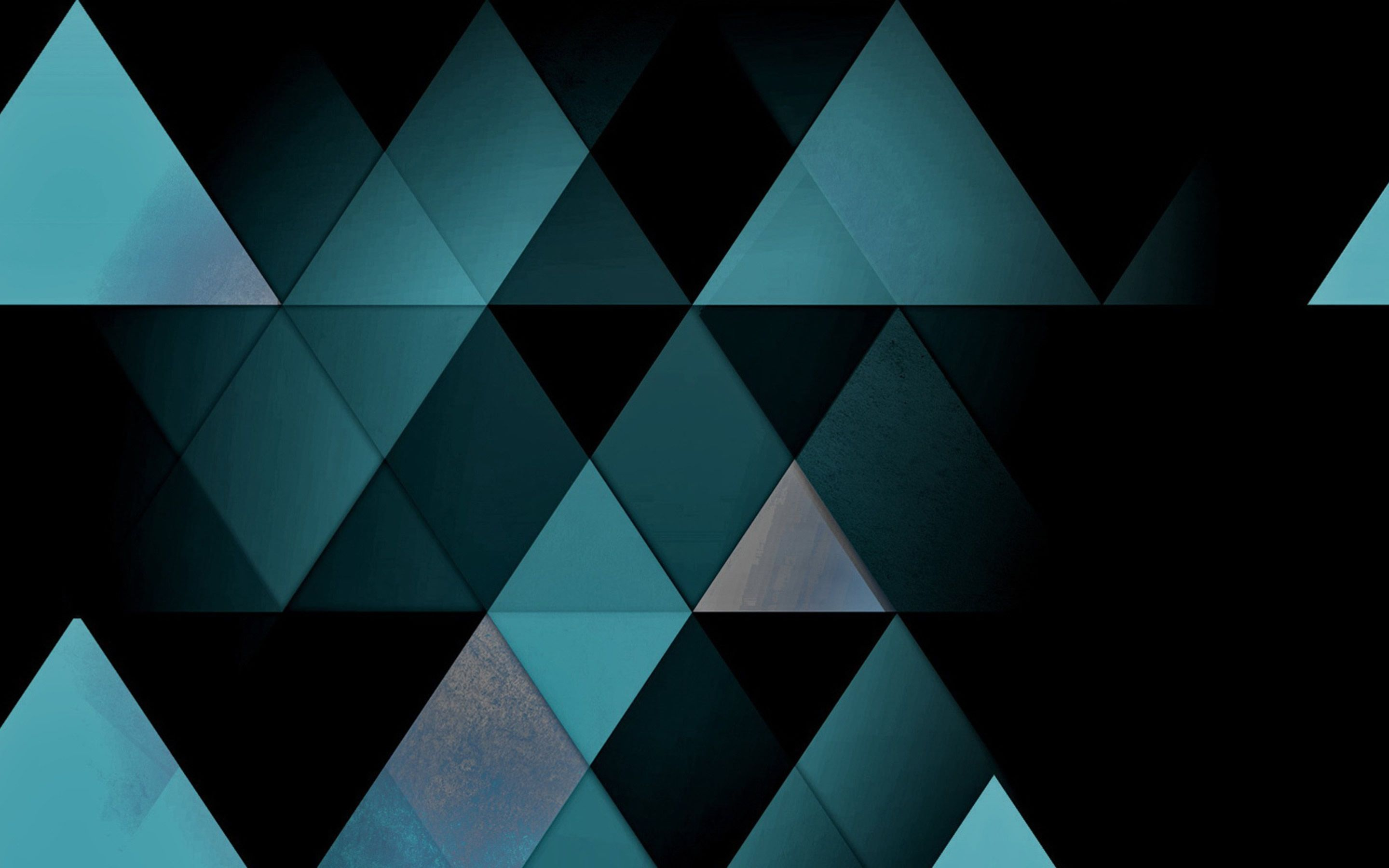 Black Geometric Wallpapers Group (45+)