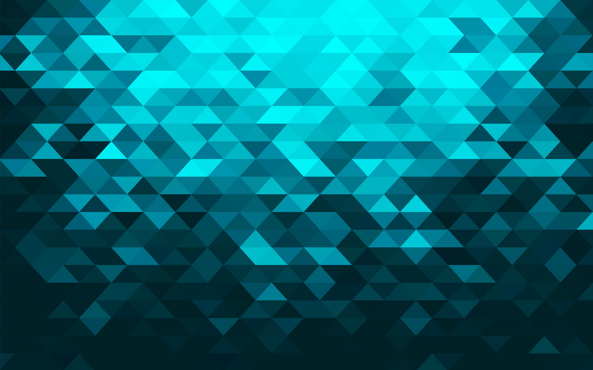 Black And Turquoise Wallpaper
