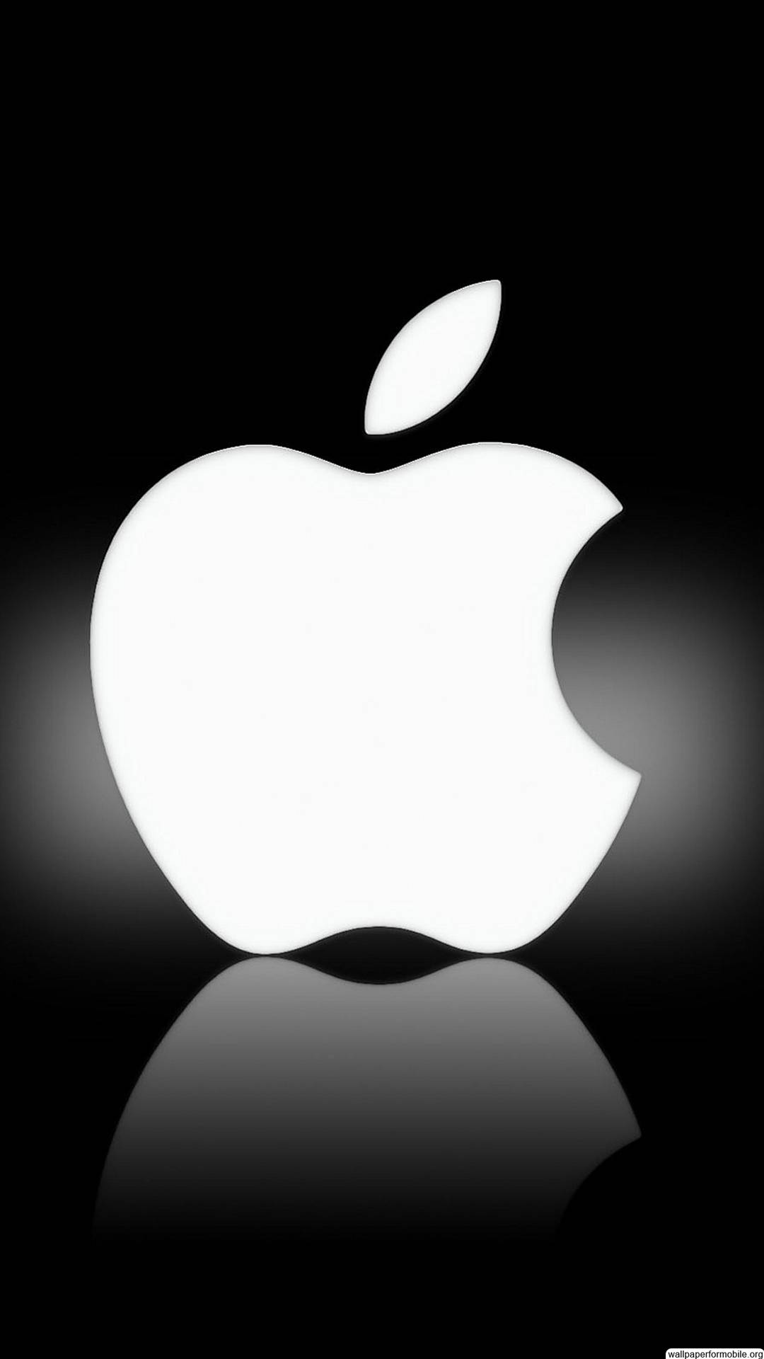 Black And White Apple Wallpaper | Wallpaper for Mobile