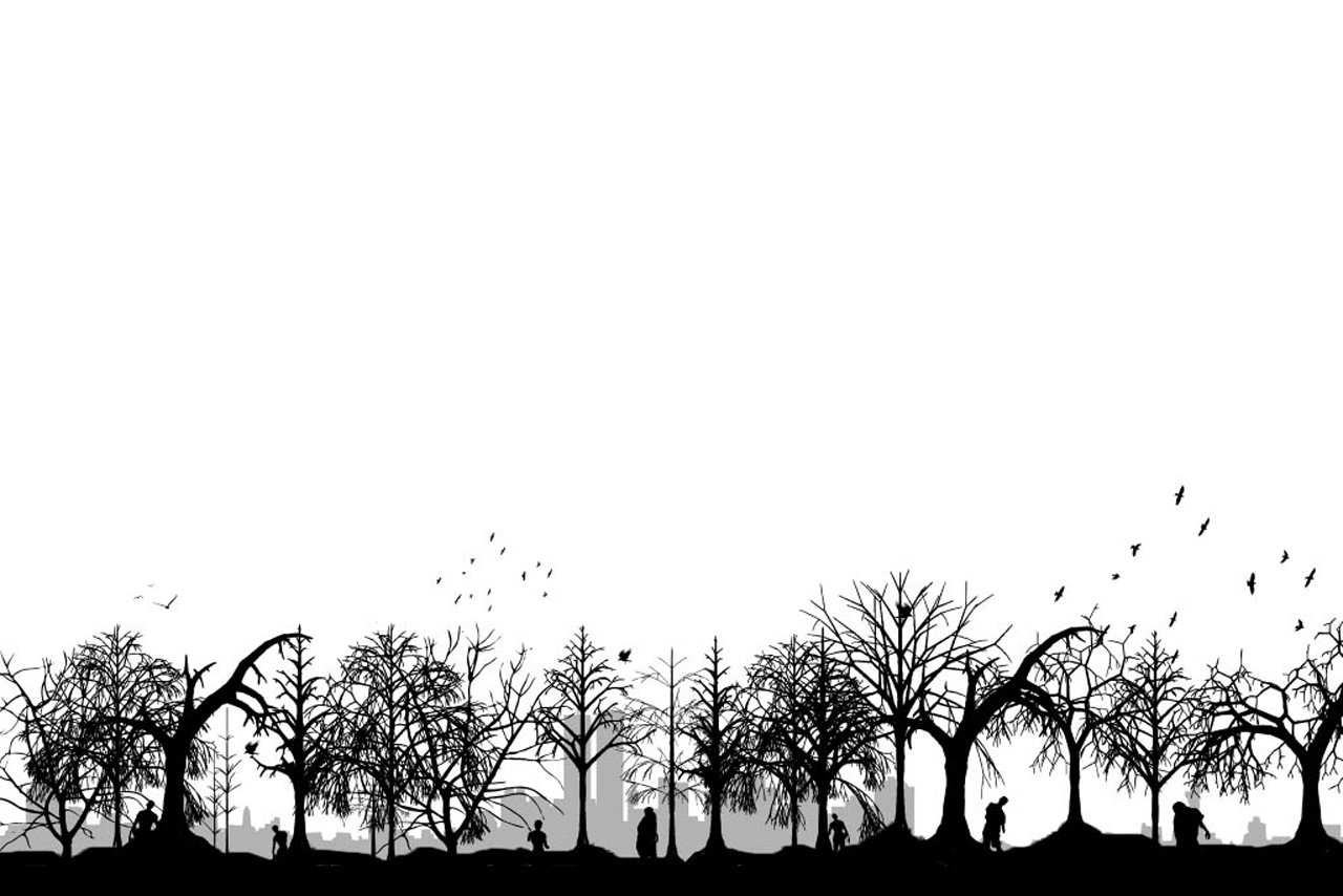Collection of Black And White Art Wallpaper on HDWallpapers