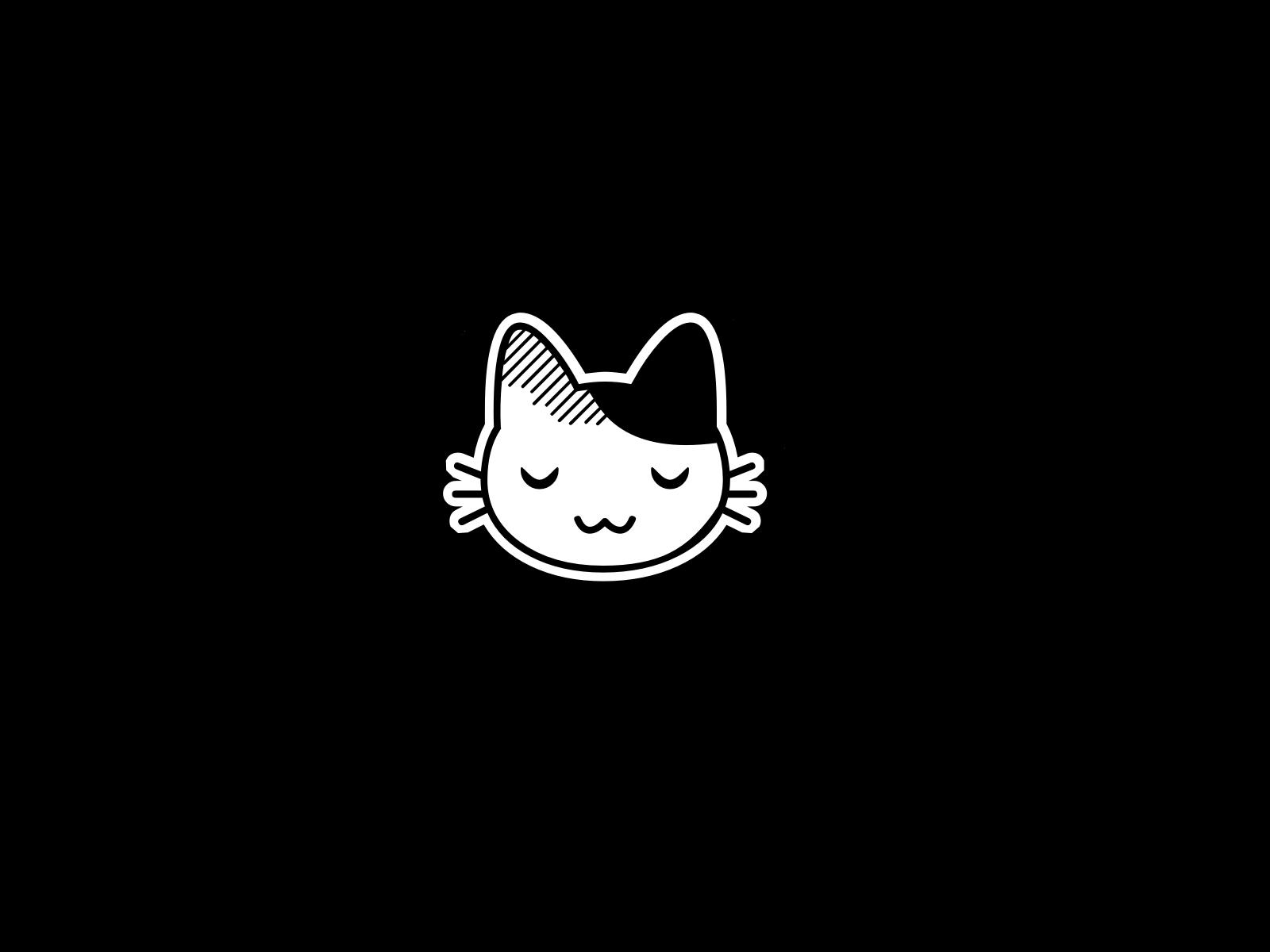 Wallpaper cat cartoon Group (63+)