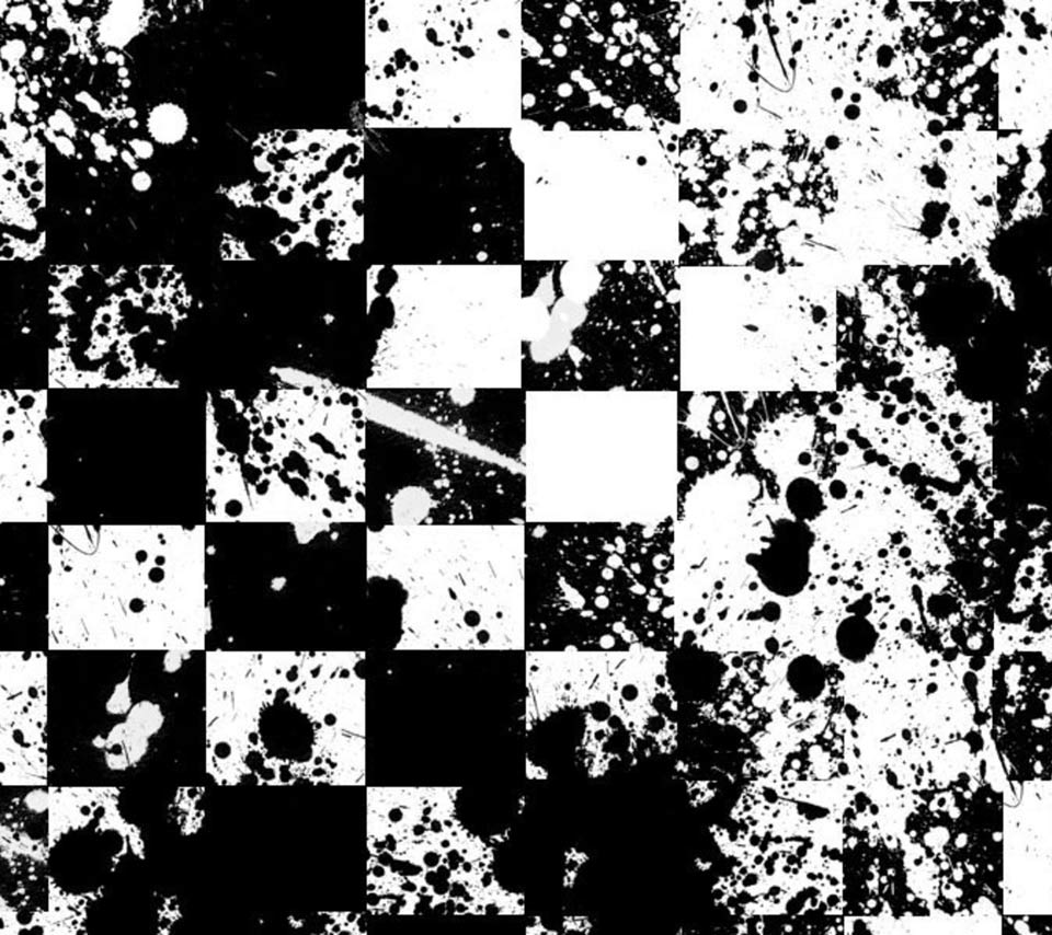 Black And White Checkered Wallpapers Group (42+)