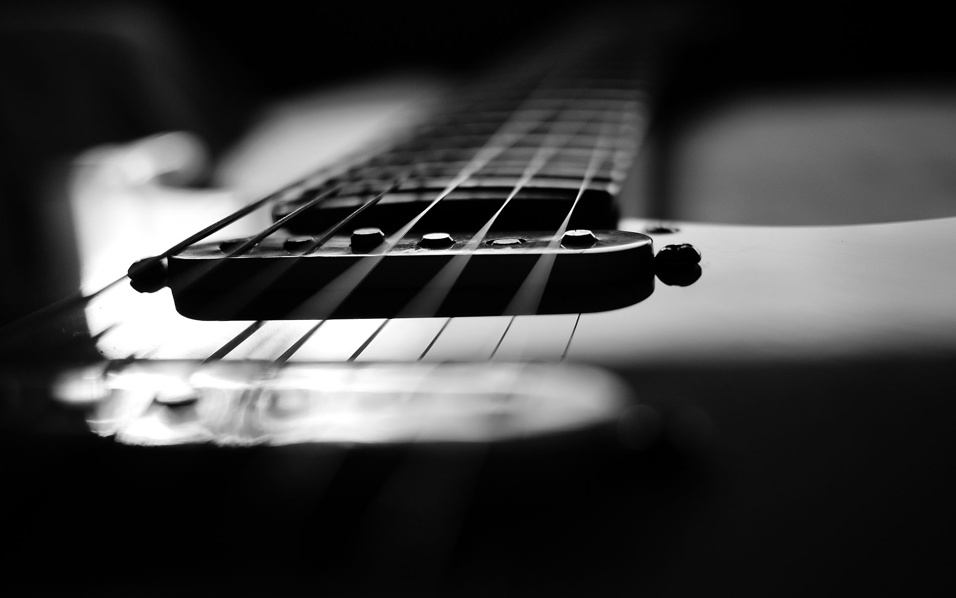 1000+ images about BLACK AND WHITE GUITAR on Pinterest   Photo