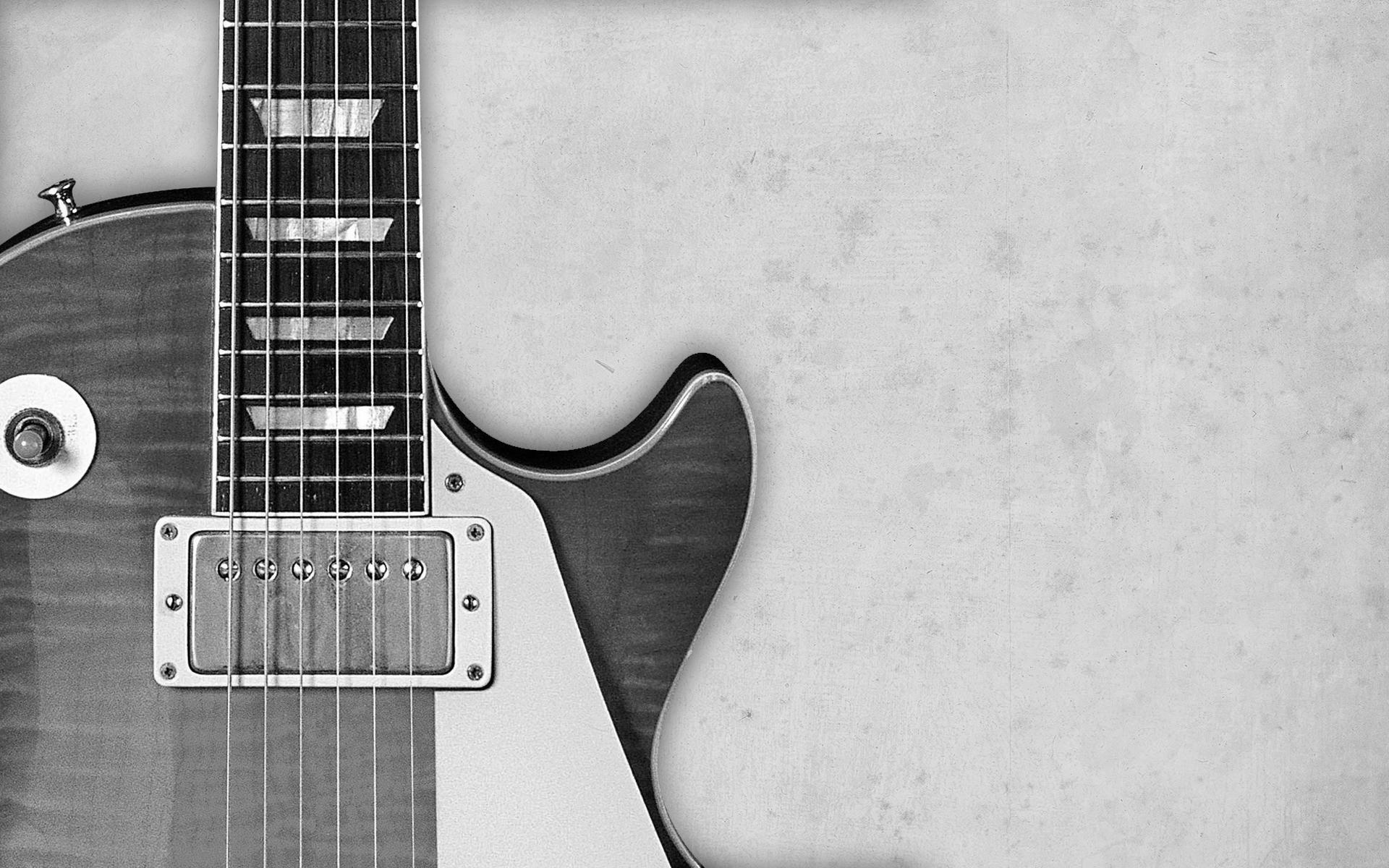 White guitar wallpaper Group (71+)