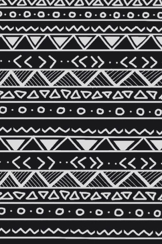 Black and white tribal iphone wallpaper | i p h o n e  W