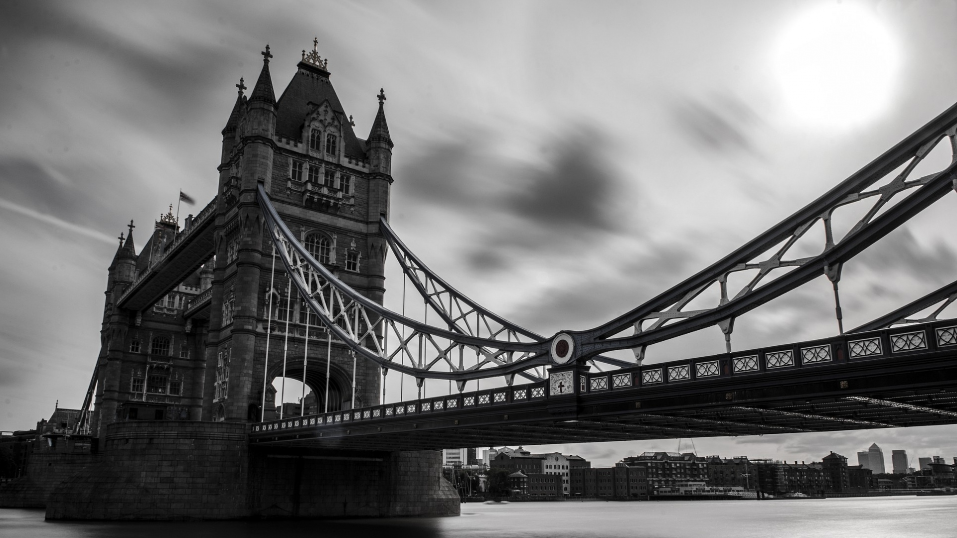 Black And White London Wallpapers Group (57+)