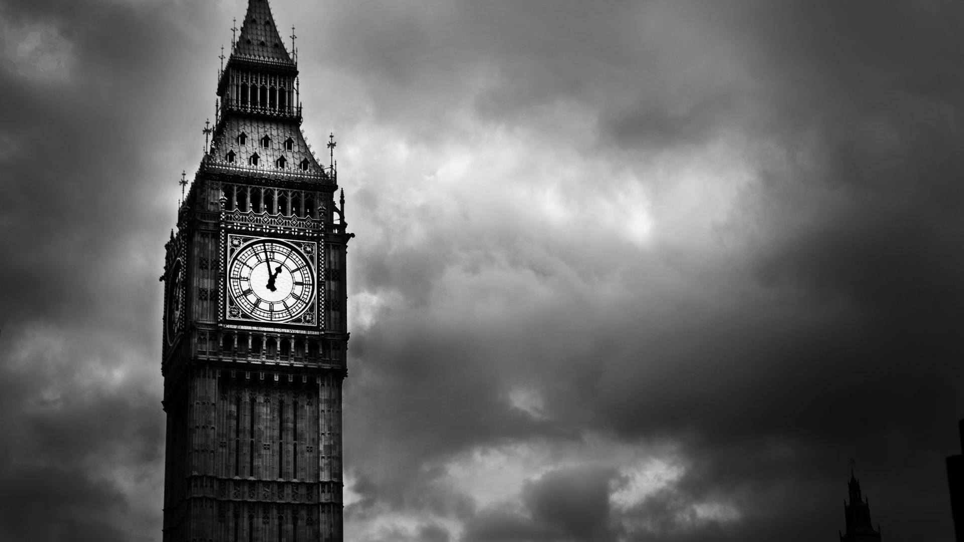 London Black And White Wallpapers Desktop Background - Obaasima com