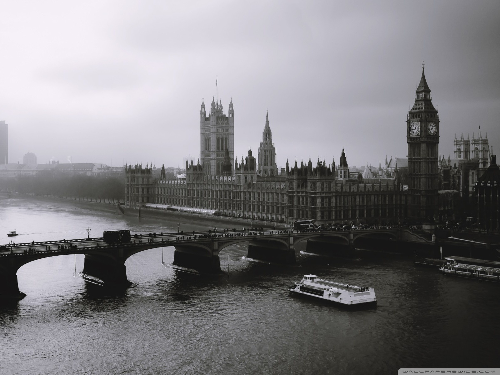 London Black And White Wallpapers Group (72+)