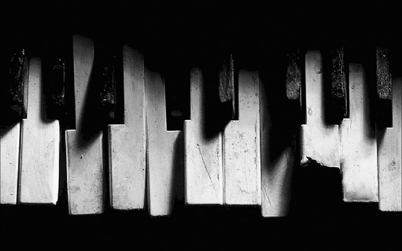 Collection of Black And White Music Wallpaper on HDWallpapers