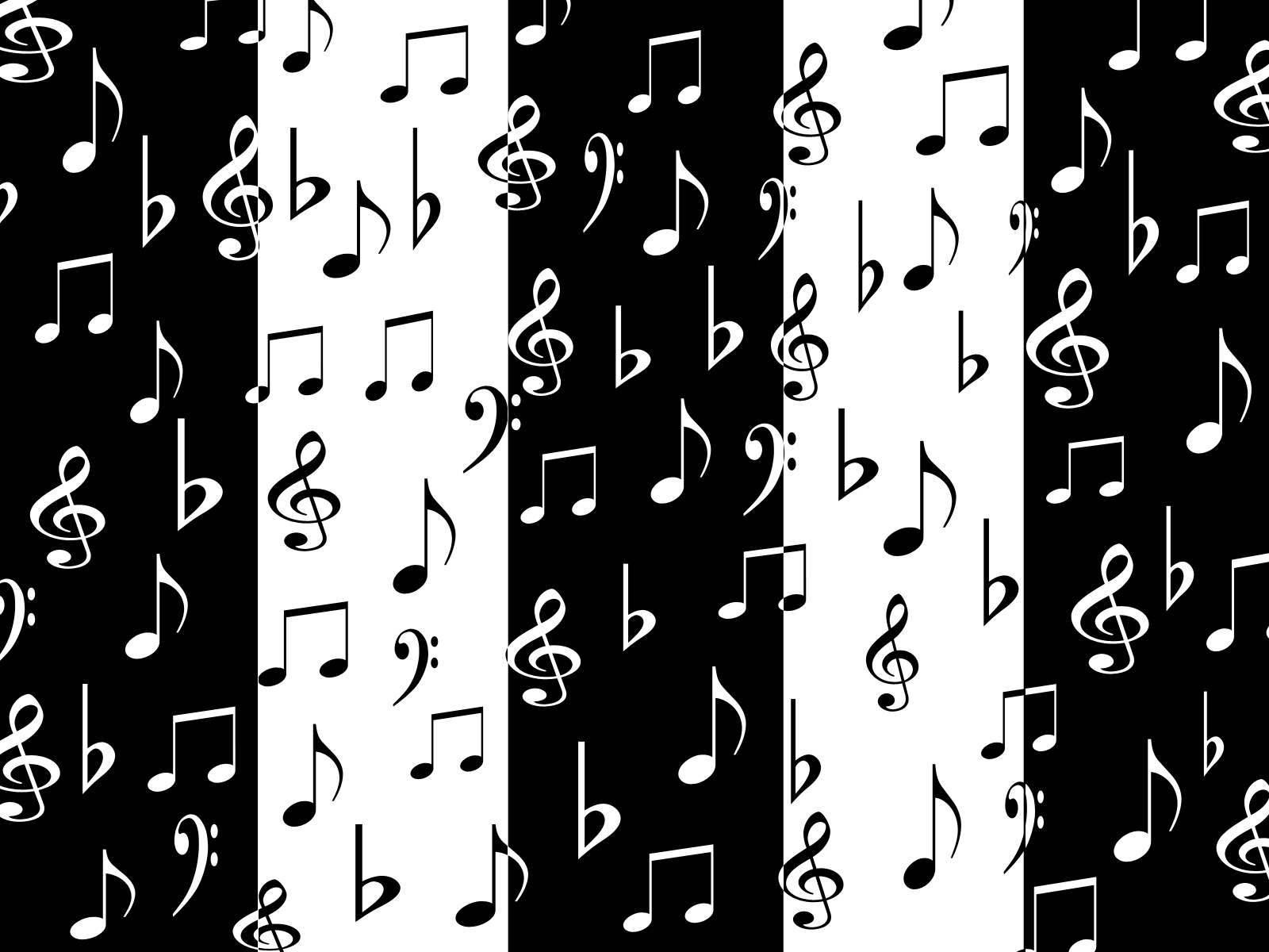 Black And White Music Wallpaper Page 1