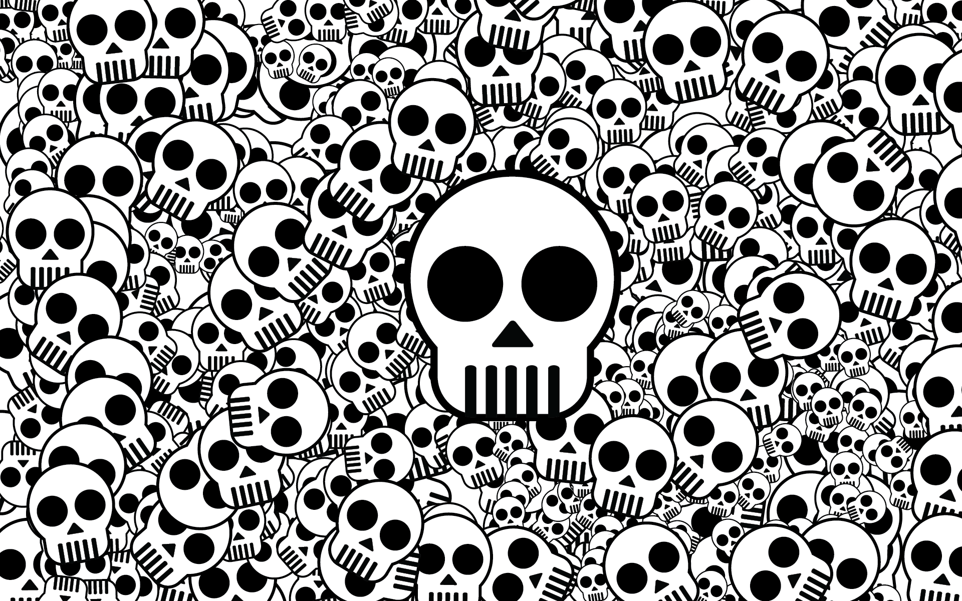 Skulls Wallpapers Group (69+)