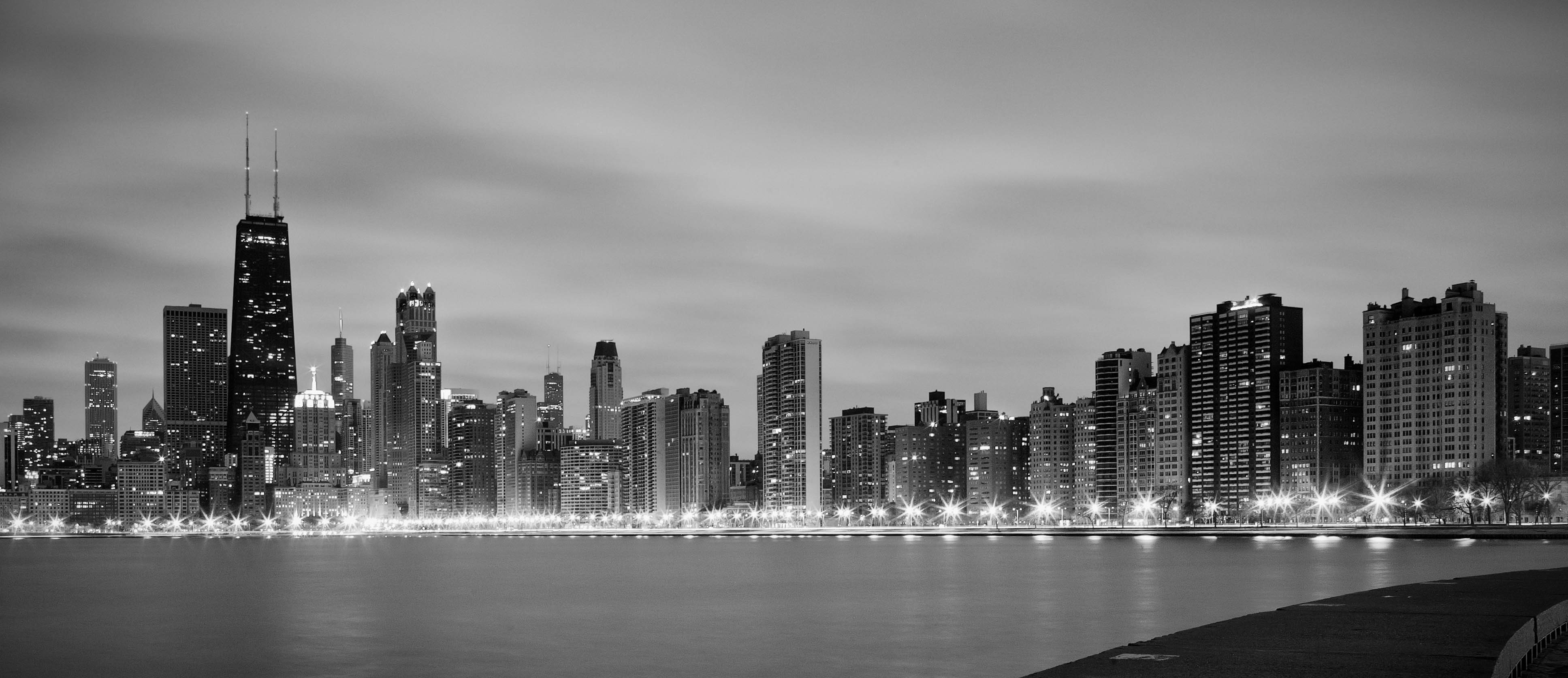 Chicago Skyline Wallpapers Group (80+)