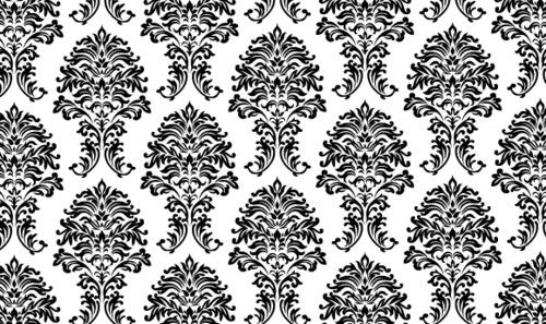 Collection of Black And White Wallpaper Pattern on HDWallpapers