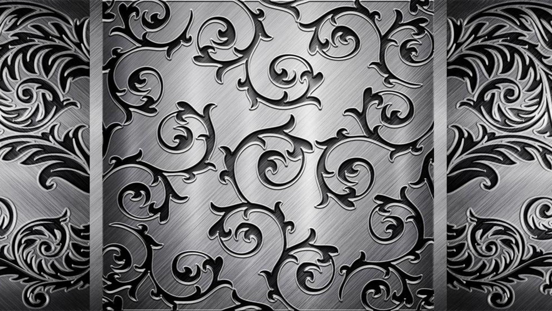 Black And White Wallpaper Patterns Wallpaper