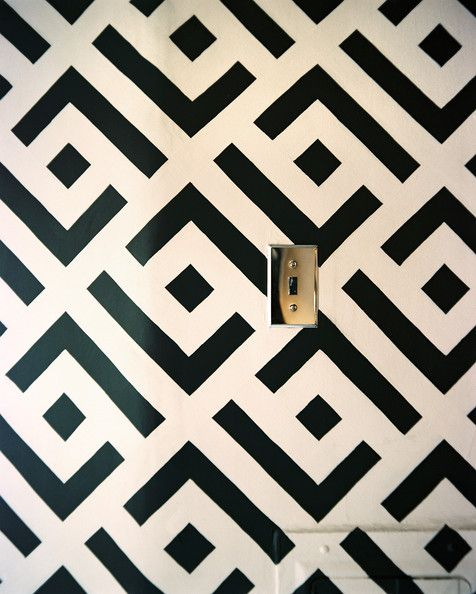 1000+ ideas about Black And White Wallpaper on Pinterest | Striped
