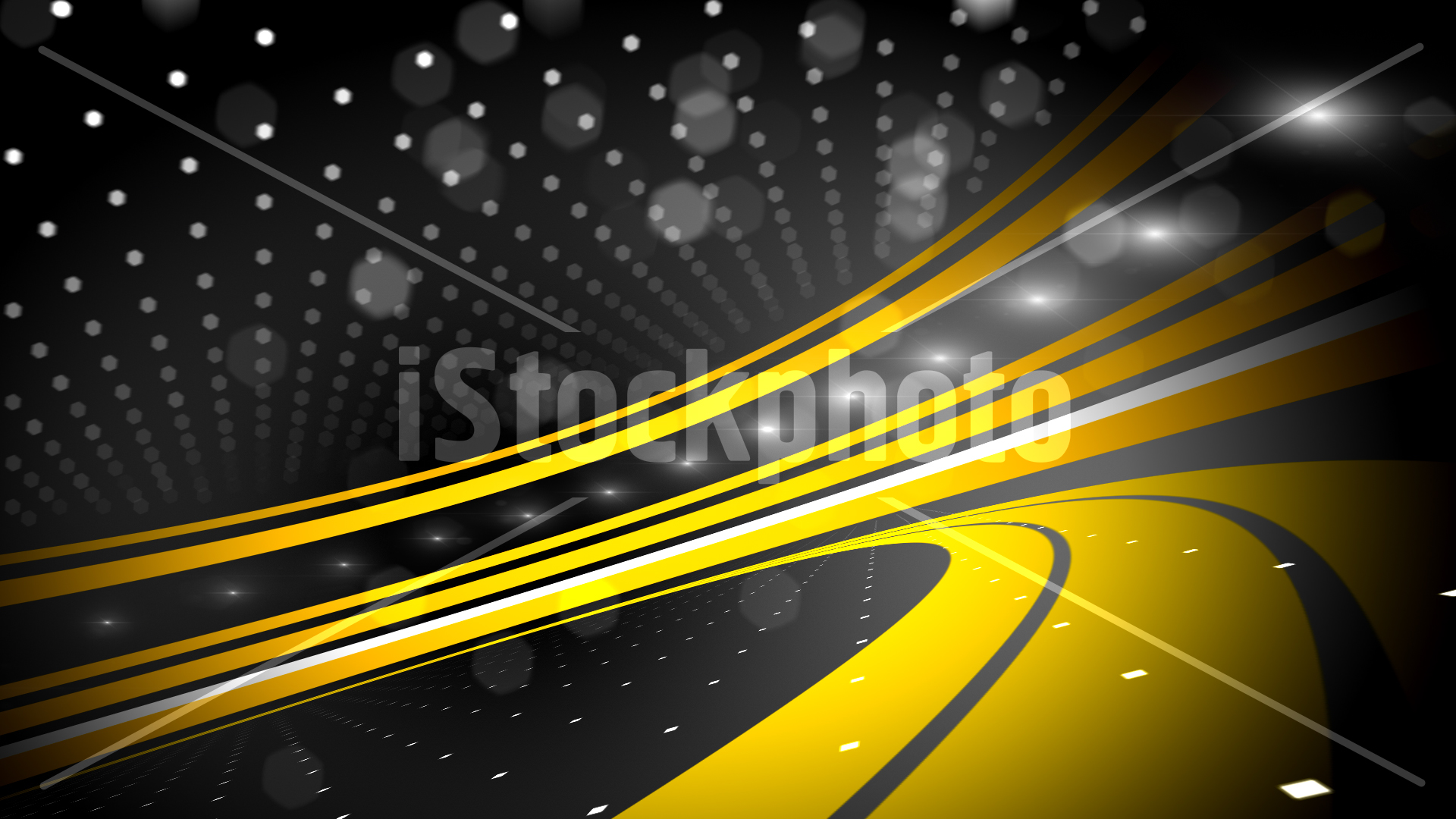 Black And Yellow Backgrounds