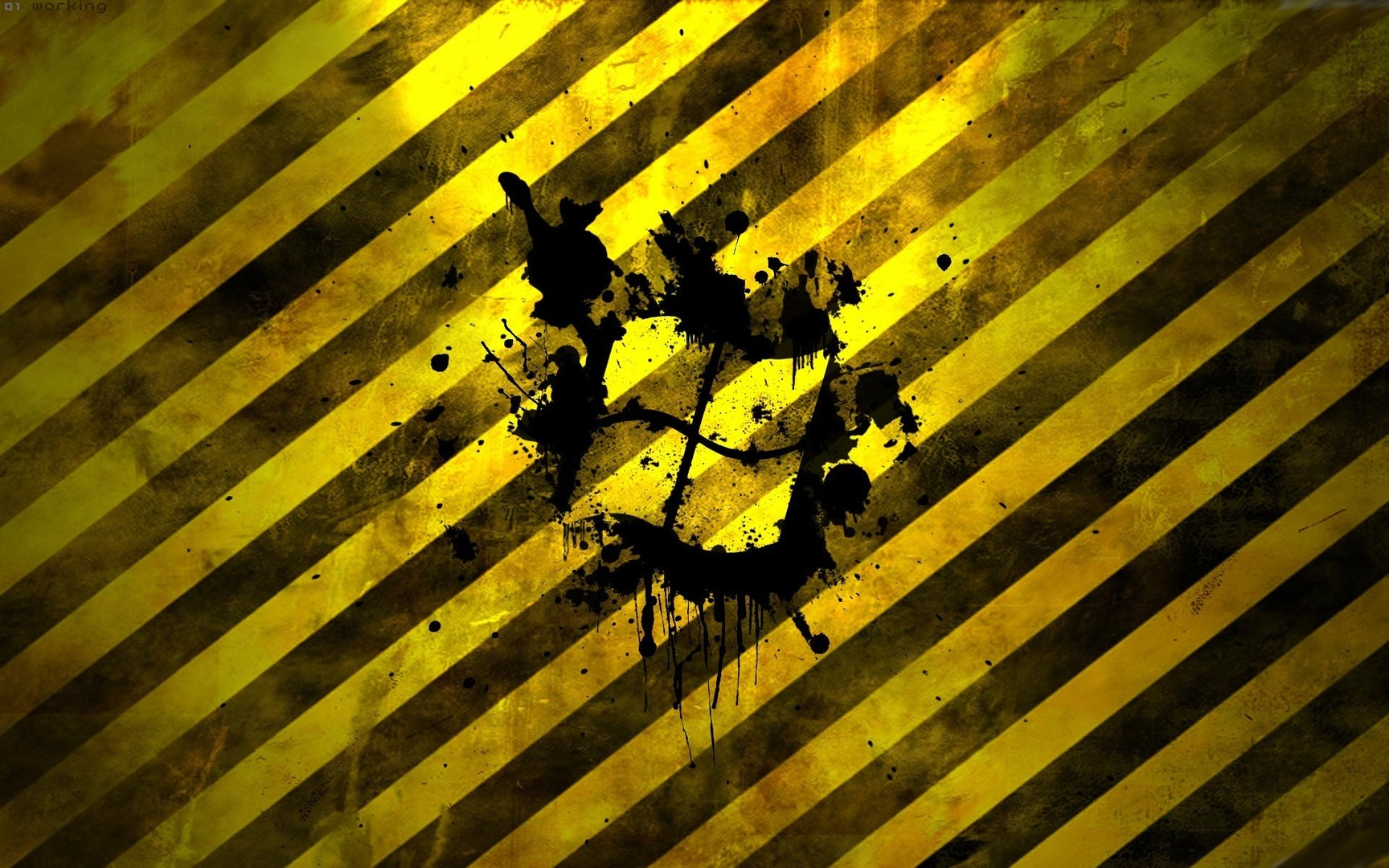 Black And Yellow Wallpaper Sf Wallpaper