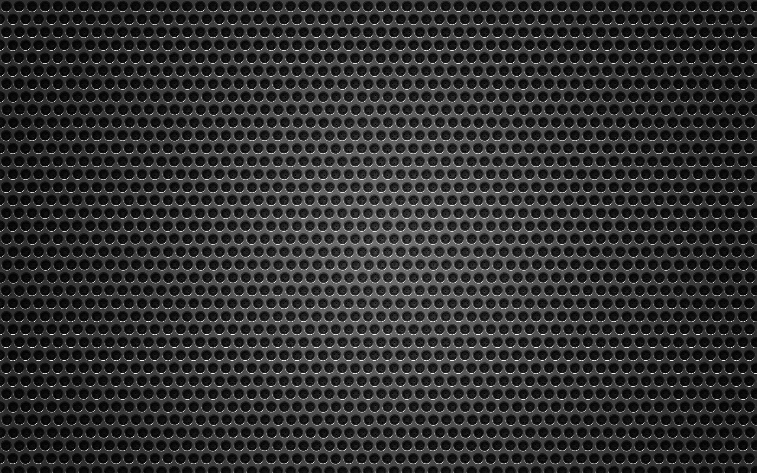 2560x1600px Black Background Image Dots | #313115