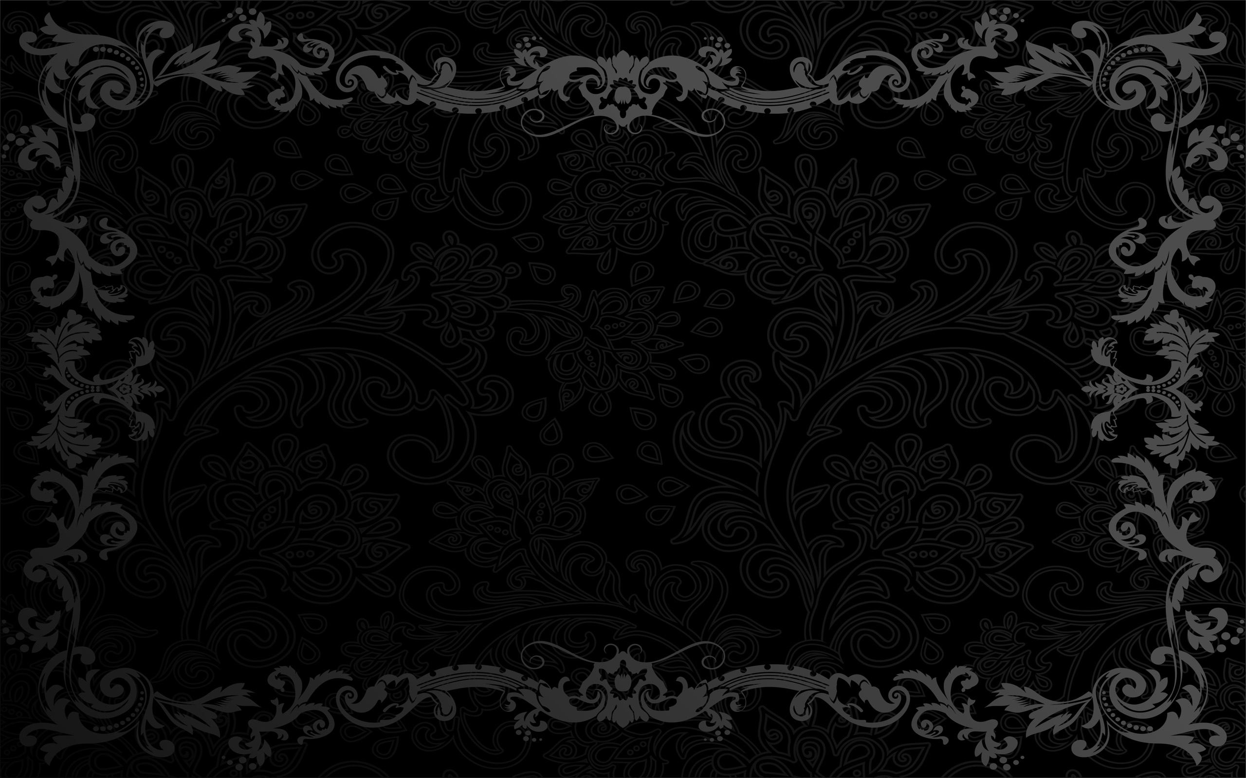 110 Black HD Wallpapers | Backgrounds - Wallpaper Abyss