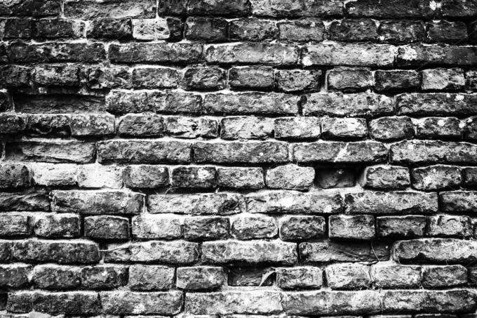 Black Brick Background Page 1