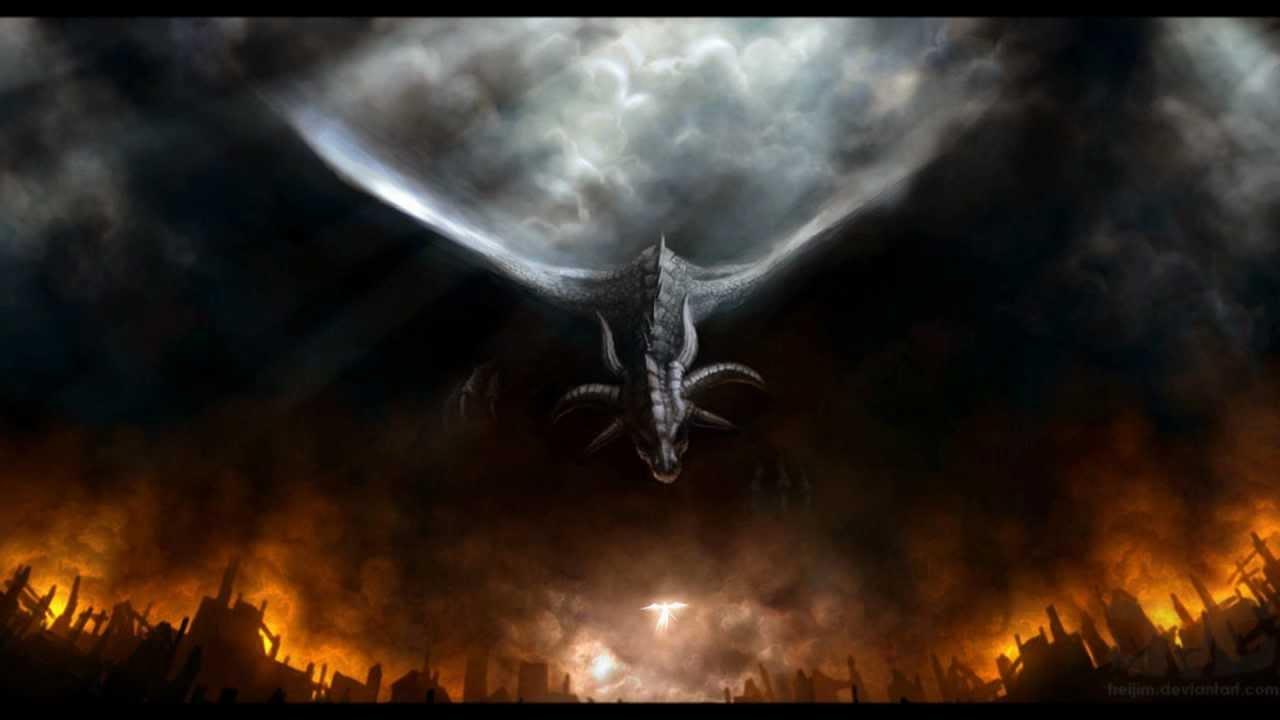 black dragon wallpapers - sf wallpaper