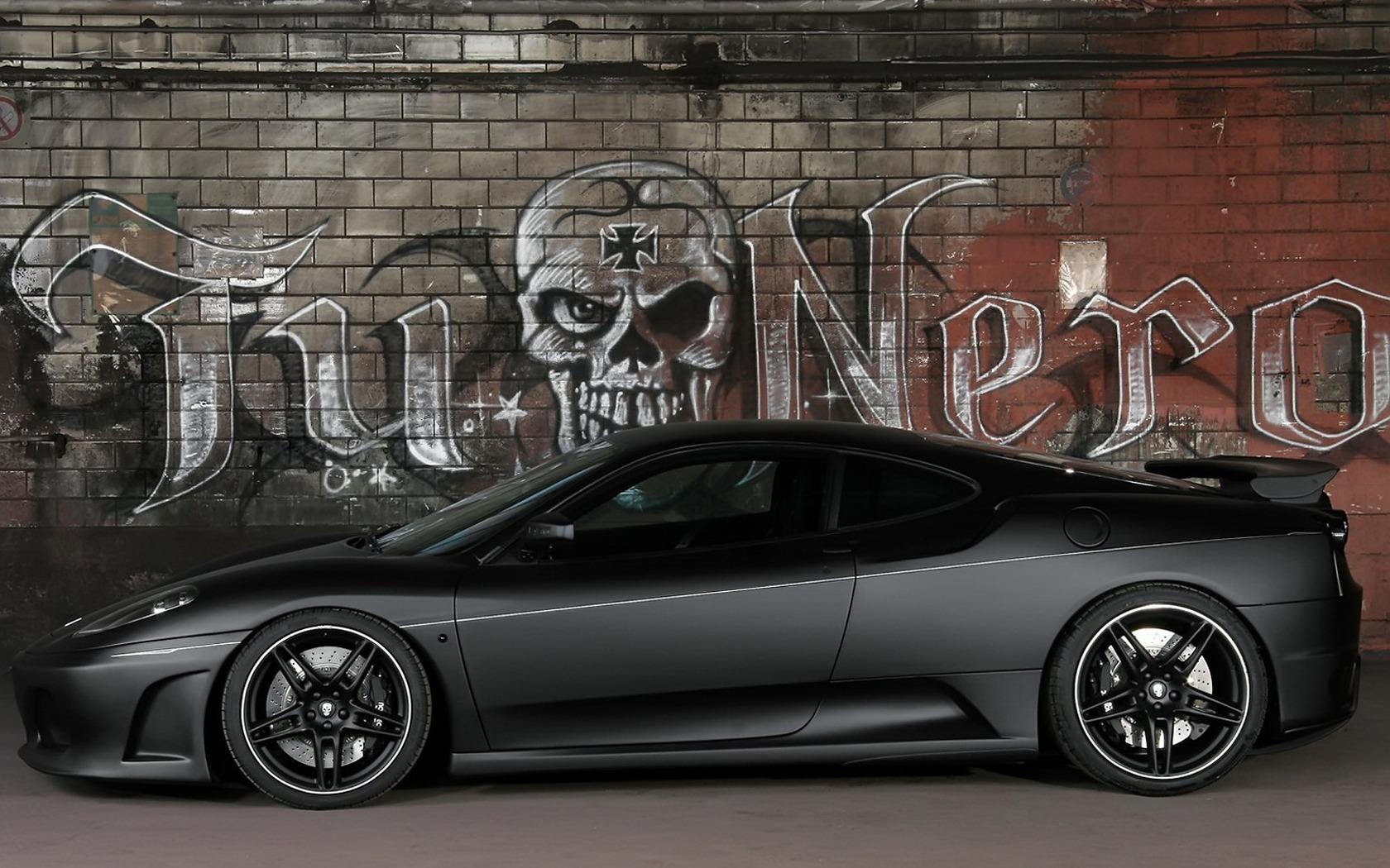 Black Ferrari Cars Wallpapers Sf Wallpaper