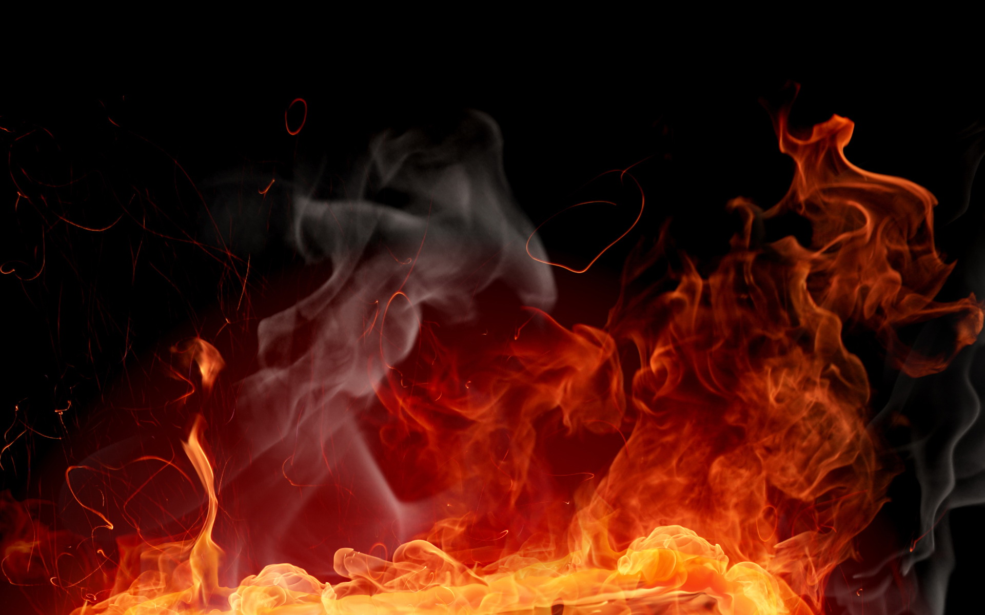 60 abstract fire wallpaper Pictures