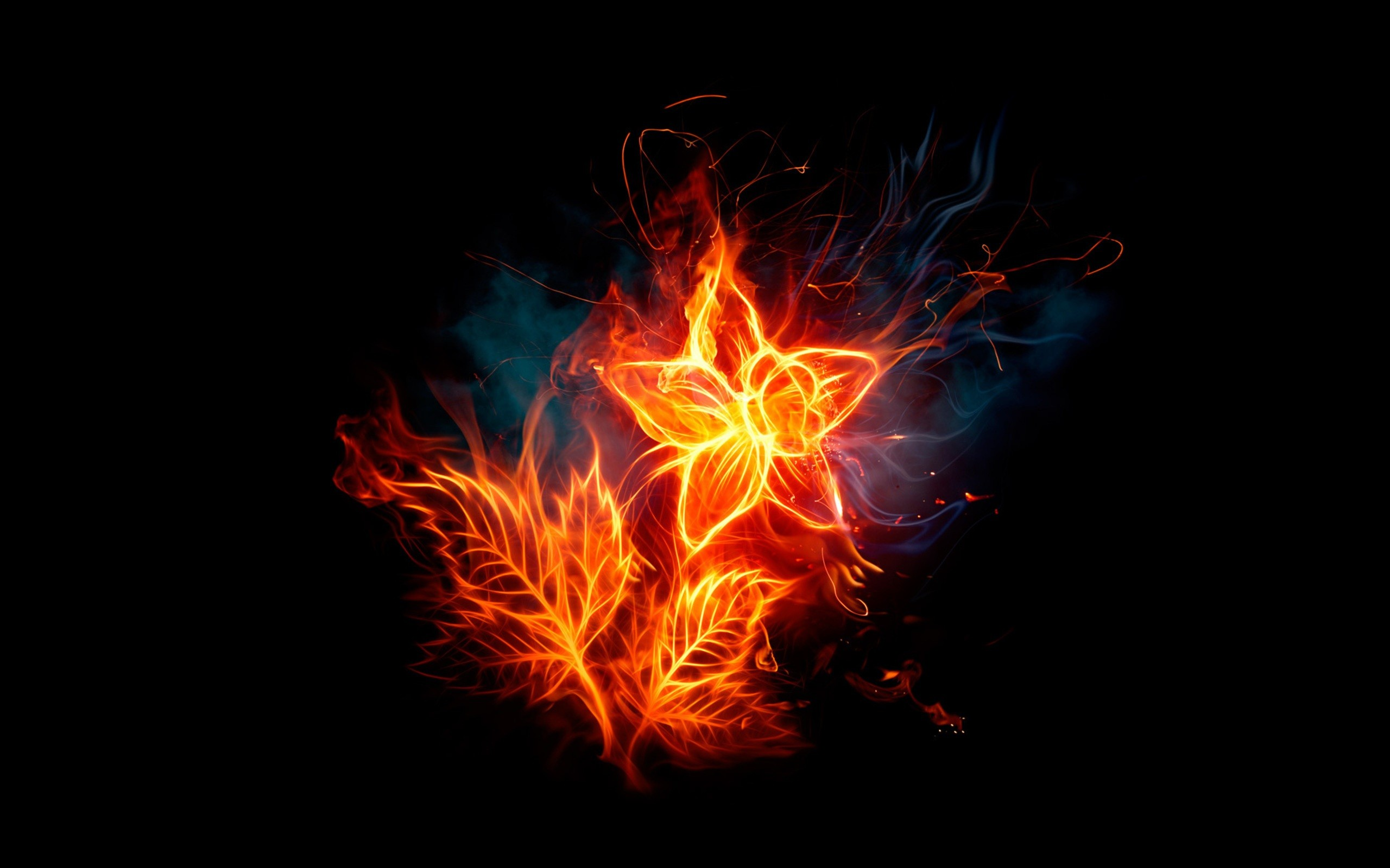 Fire Wallpaper - Wallpapers Browse