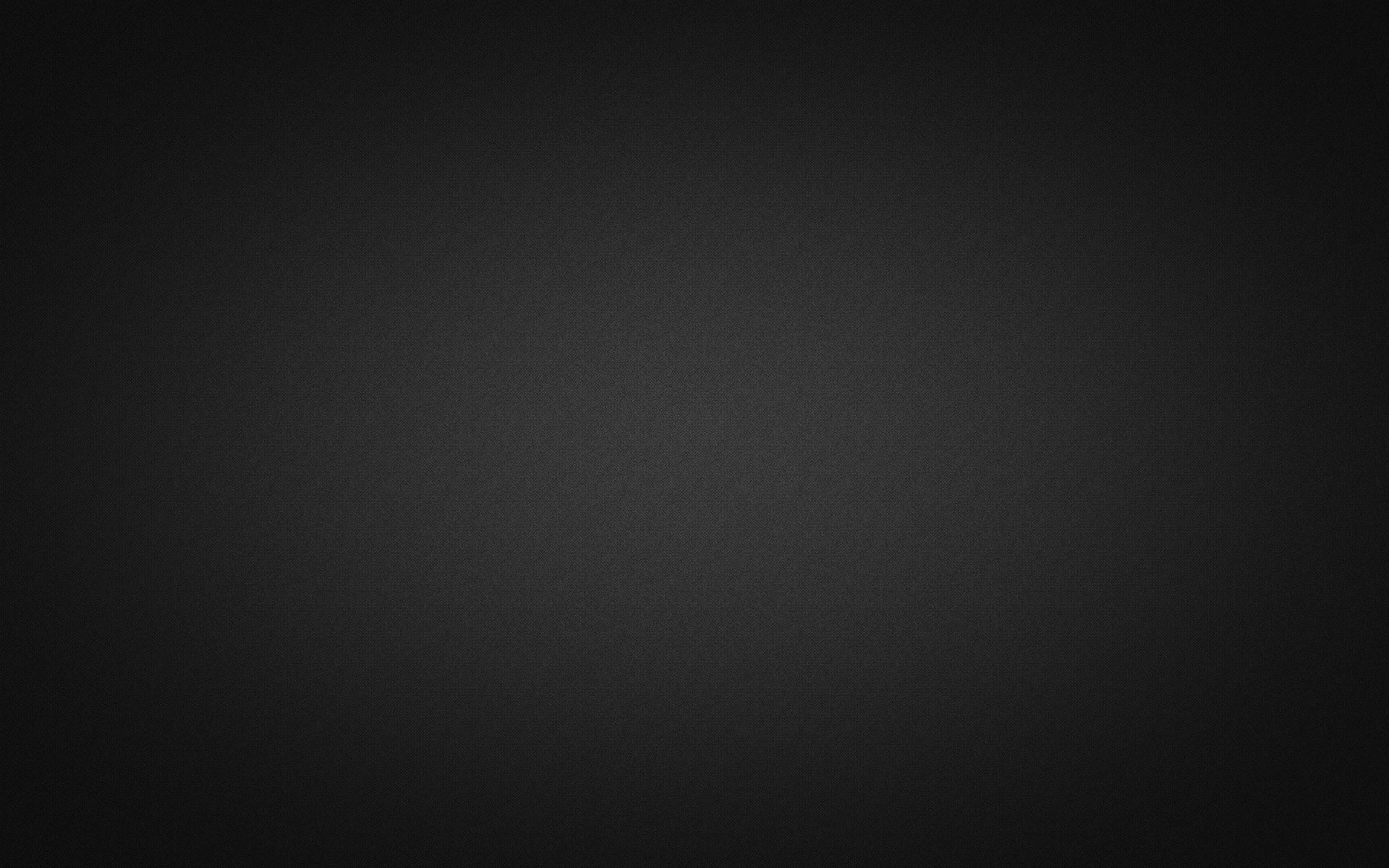 Gradient Black Background - wallpaper