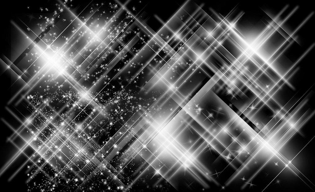 Black Light Wallpaper