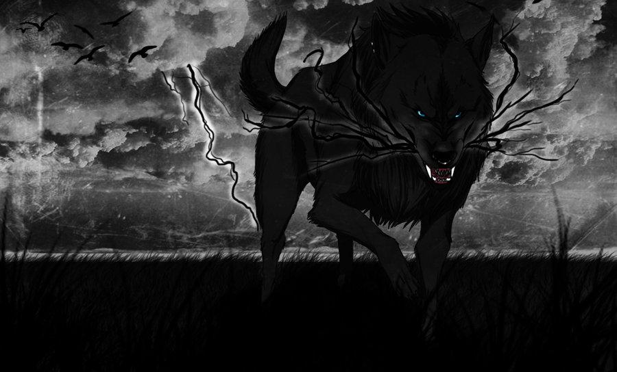 Black Lightning Wallpaper