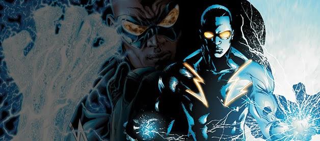 Black lightning wallpaper for your soul : DCcomics