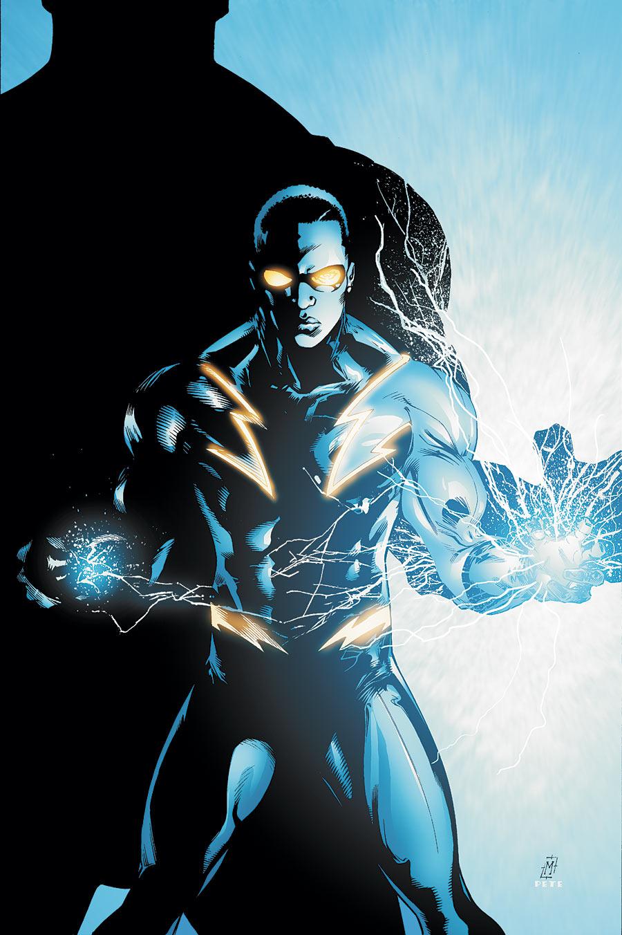 Black Lightning Comic Wallpapers | WallpapersIn4k net