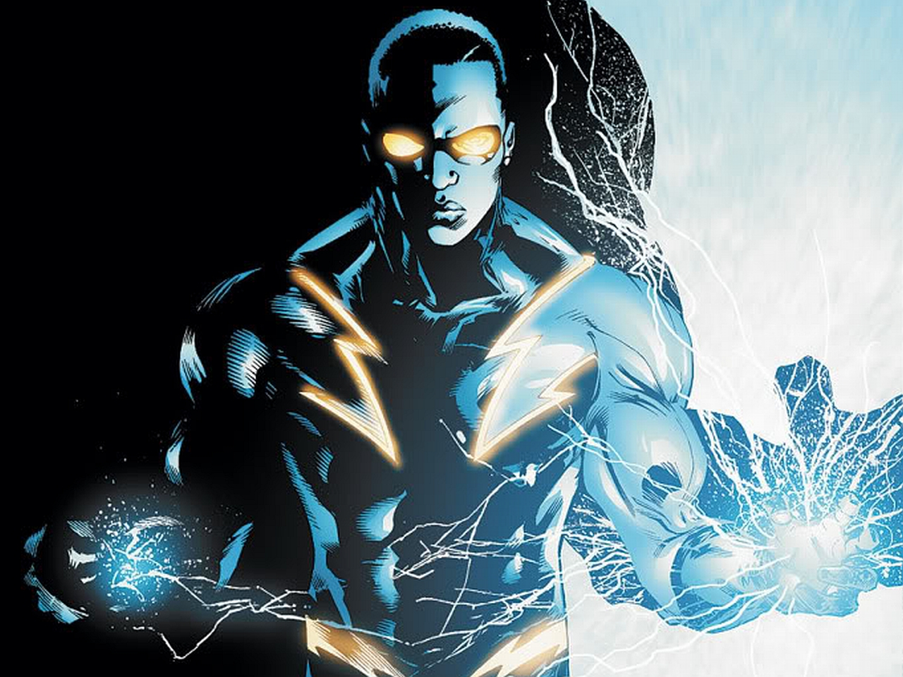 9 Black Lightning HD Wallpapers | Backgrounds - Wallpaper Abyss