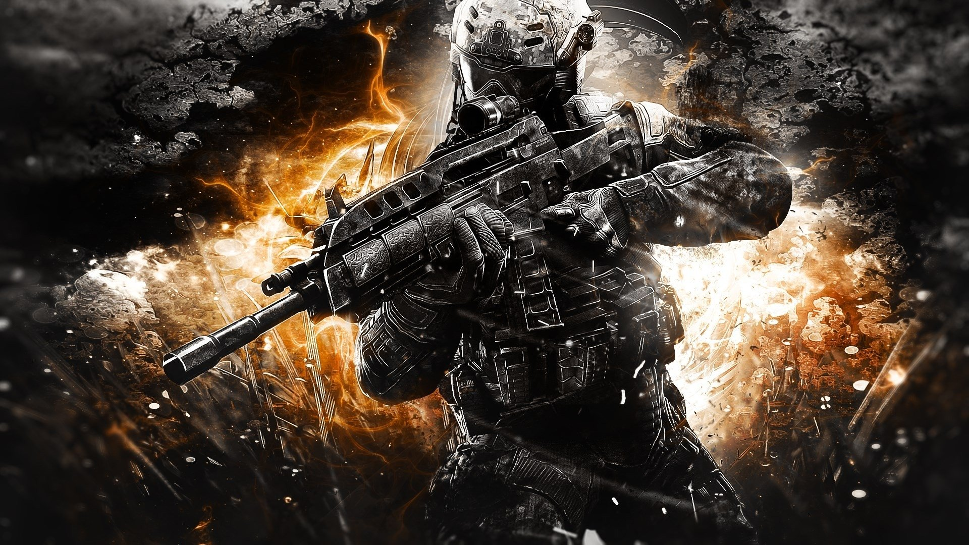 call of duty black ops 2 wallpaper - sf wallpaper