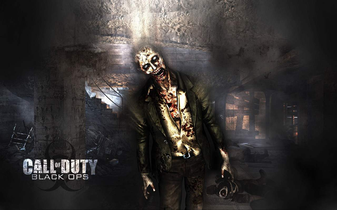 Black Ops Zombies Wallpaper HD - WallpaperSafari