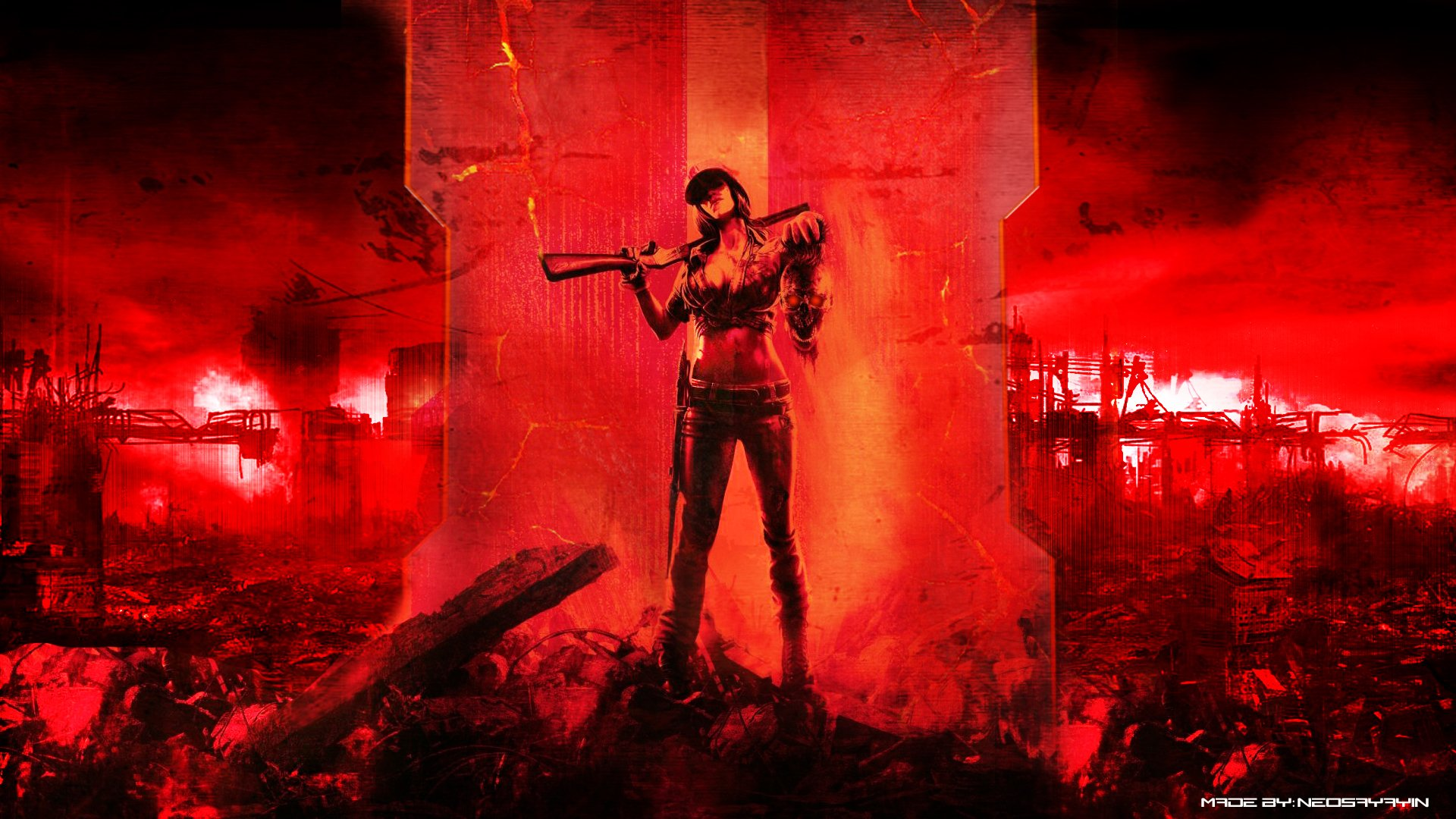 57 Call Of Duty: Black Ops II HD Wallpapers   Backgrounds