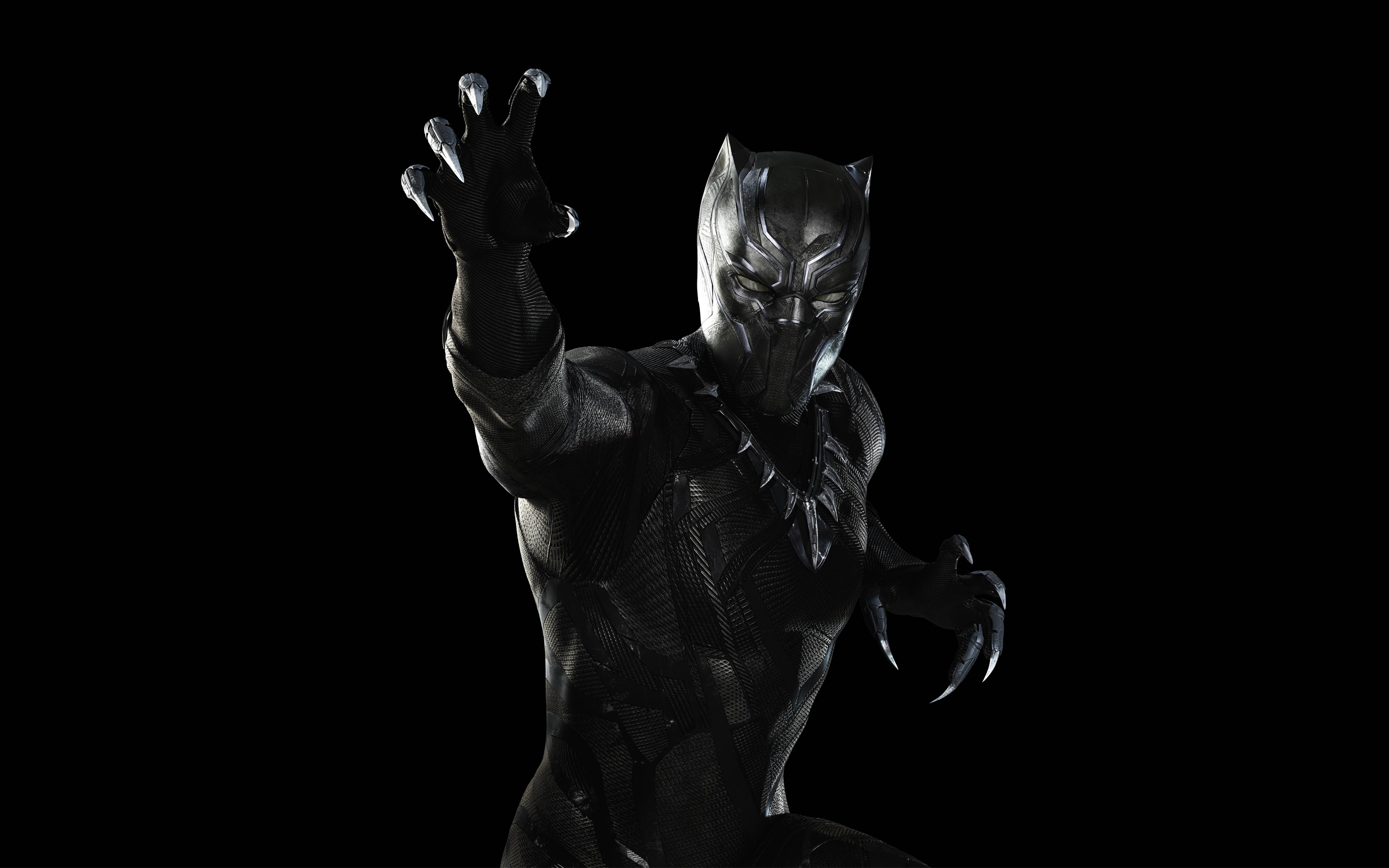 Black Panther Captain America Civil War Wallpapers | HD Wallpapers