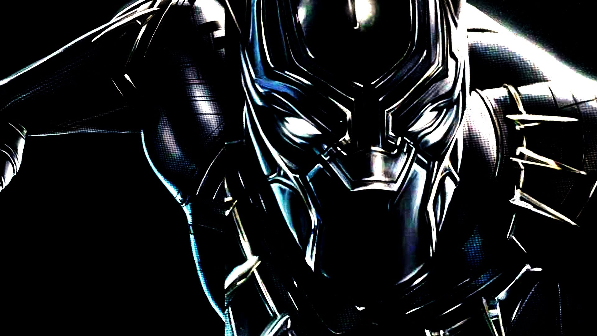 Black Panther Marvel Wallpapers Group (53+)