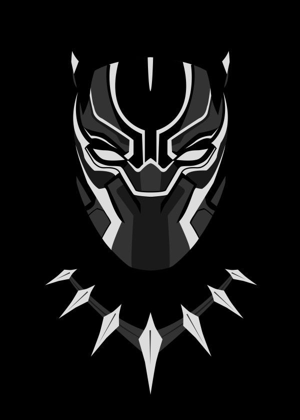 black panther wallpaper marvel