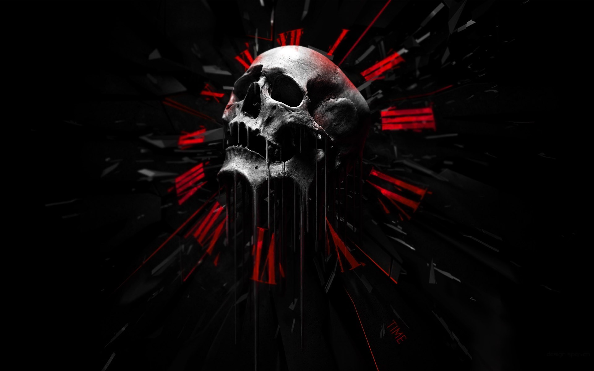 Wallpapers HD Black And Red Group 91