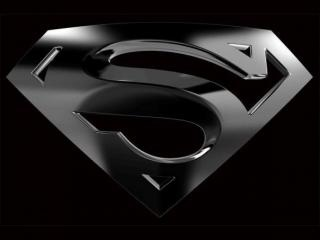 Black Superman Logo | CrackBerry com