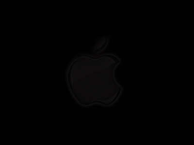 Collection of Black Wallpaper Apple on HDWallpapers