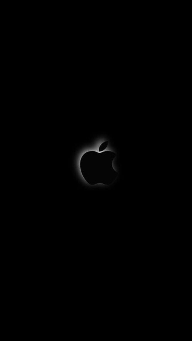 Apple Black And White Wallpaper Hd