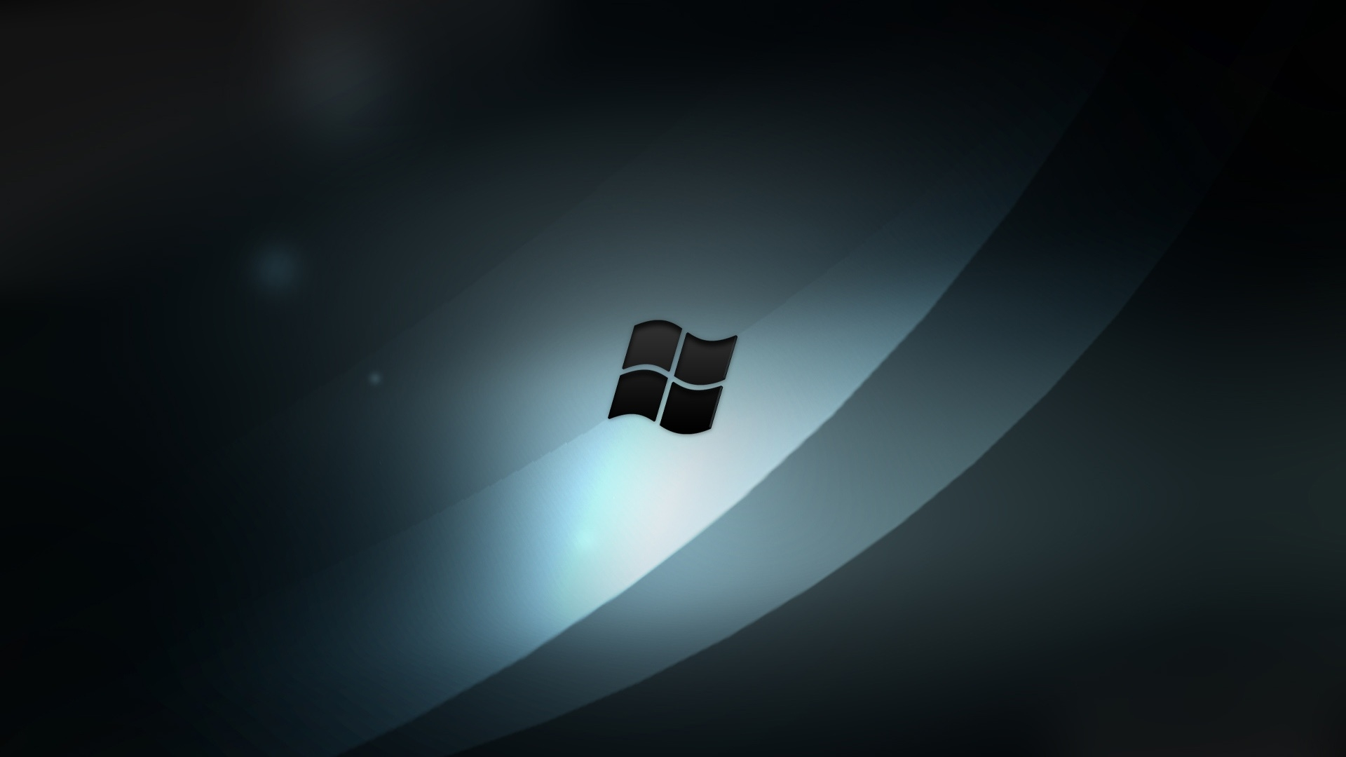Black Windows Wallpaper