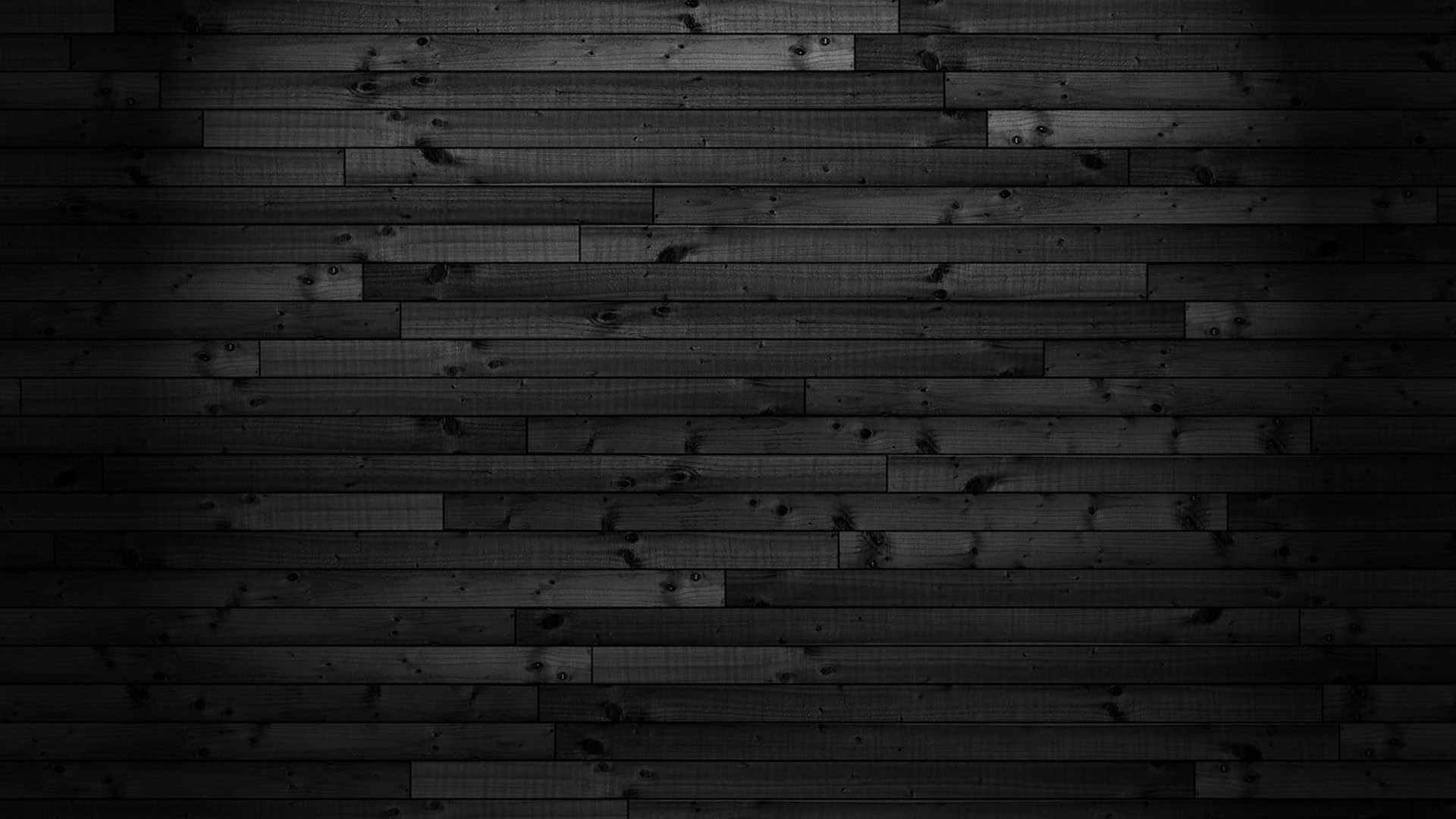 Black Wood Wallpaper