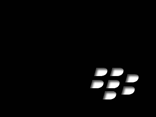 Blackberry logo wallpaper | Black blackberry wallpaper | Flickr