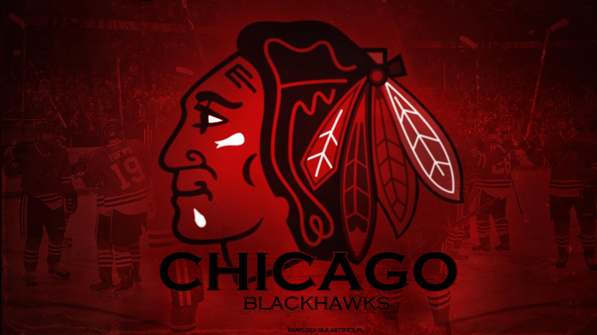 Free Chicago Blackhawks Wallpapers - Wallpaper Cave
