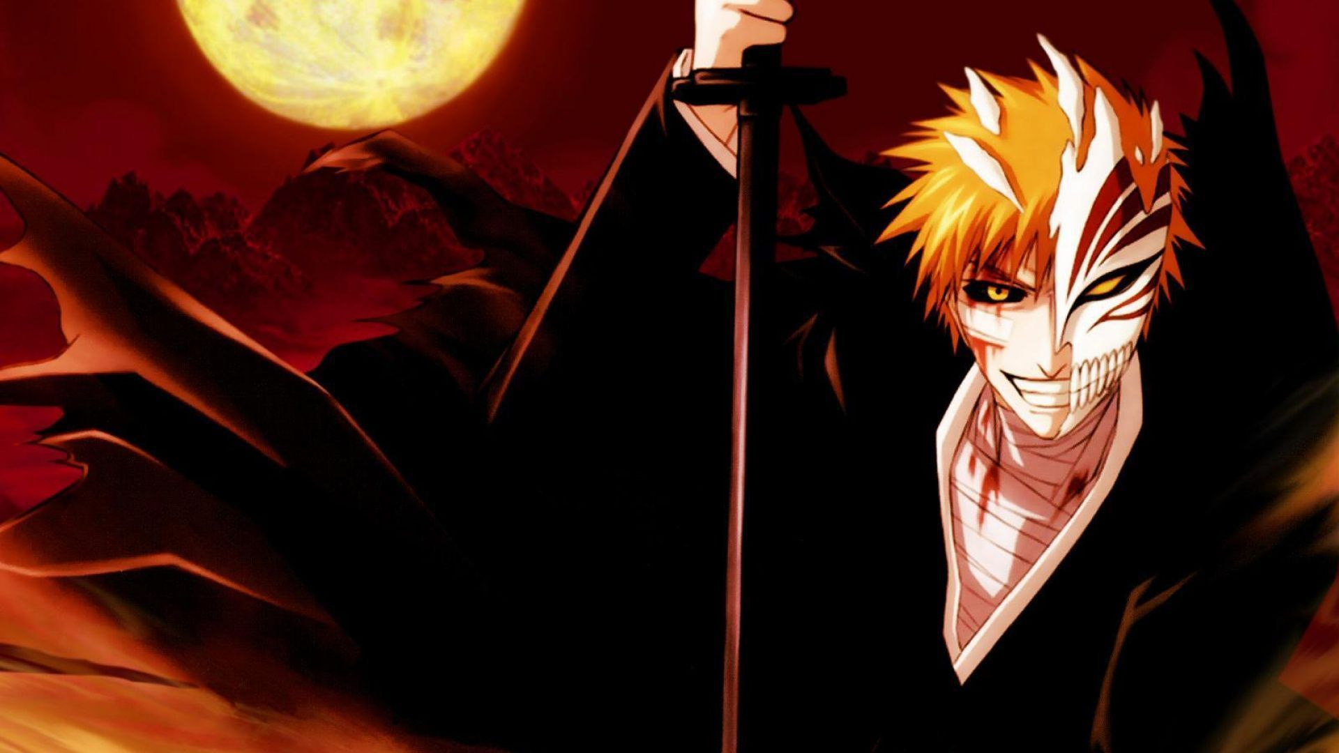 Bleach Wallpapers 1920x1080 - Wallpaper Cave
